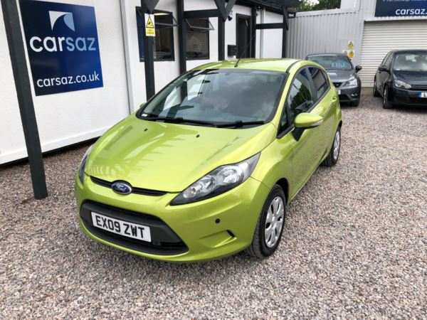 Ford Fiesta 1.6 TDCi Econetic 5dr - AIR CON - ALARM - GLOSS