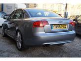 Audi A4 2.0 TDI S-Line - spares or repair. 80K miles.
