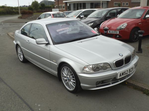 BMW 3 Series 330 Ci 2dr Coupe