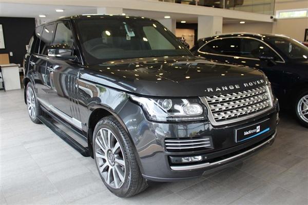 Land Rover Range Rover 4.4 SD V8 Autobiography 4X4 5dr