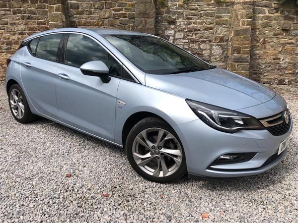 Vauxhall Astra 1.4 i Turbo 16v SRi Nav Auto (s/s) 5dr
