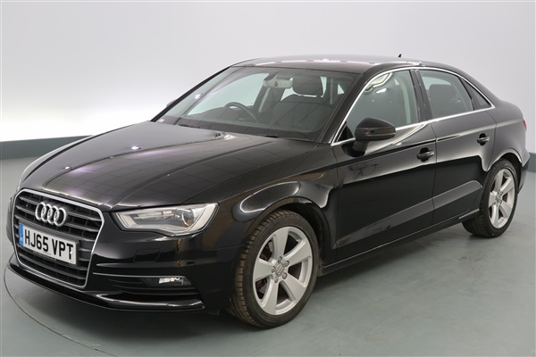 Audi A3 2.0 TDI Sport 4dr - LED DAYTIME RUNNING LIGHTS - SAT