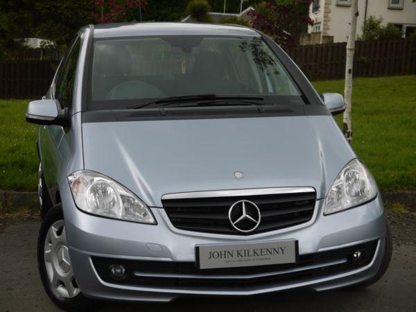 Mercedes-Benz A Class A160 Classic SE 5dr CVT Auto **?0