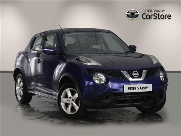 Nissan Juke ] Visia 5dr ] Visia 5dr