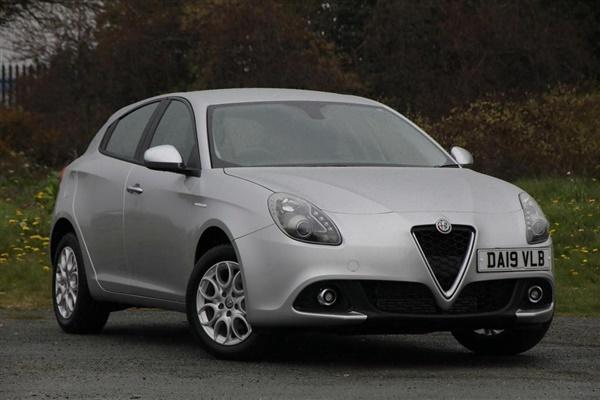 Alfa Romeo Giulietta 1.4 TB Super (s/s) 5dr