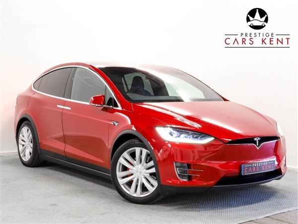 Tesla Model X 100kWh DM Signature Performance Ludicrous 5dr