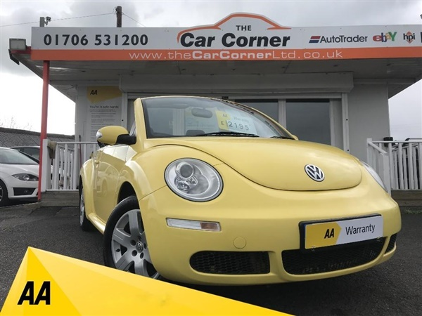 Volkswagen Beetle LUNA 8V used cars Rochdale, Greater