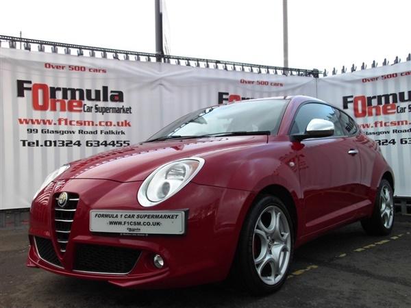 Alfa Romeo Mito 0.9 TwinAir 8v Distinctive 3dr