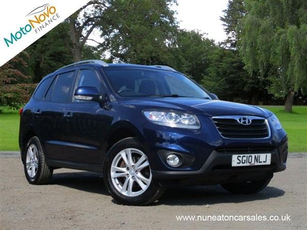 Hyundai Santa Fe CRDi 194 Premium