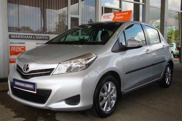 Toyota Yaris VVT-I TR 5dr + 1 Owner +Full Toyota Main Dealer