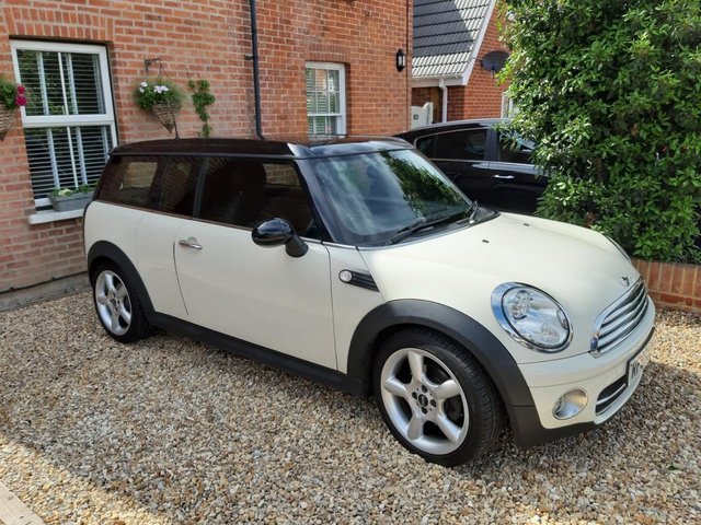Mini Clubman Cooper 1.5D only 50k miles