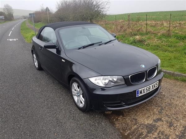BMW 1 Series i SE 2dr Auto
