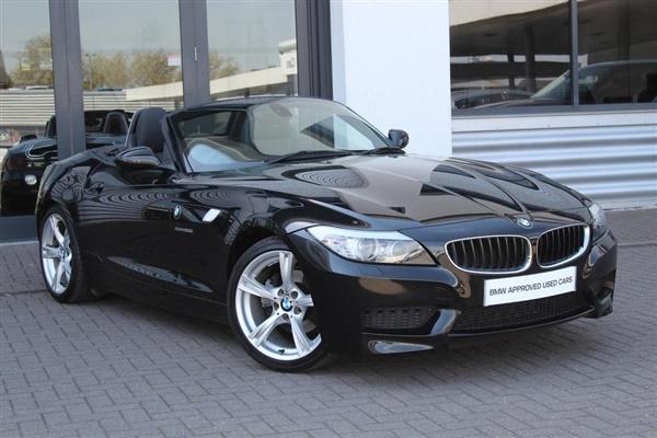 BMW Z4 Z4 sDrive20i M Sport Roadster Auto