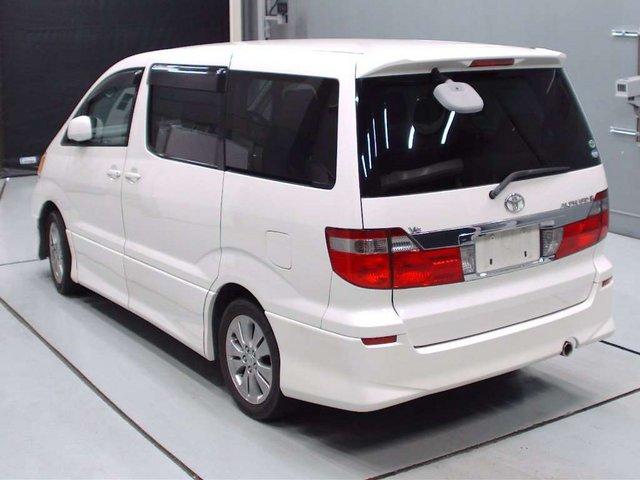 51k!!! Toyota Alphard MS 3.0 V6 Premium White Estima Areas