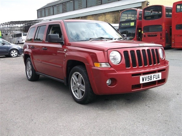 Jeep Patriot Limited 5dr