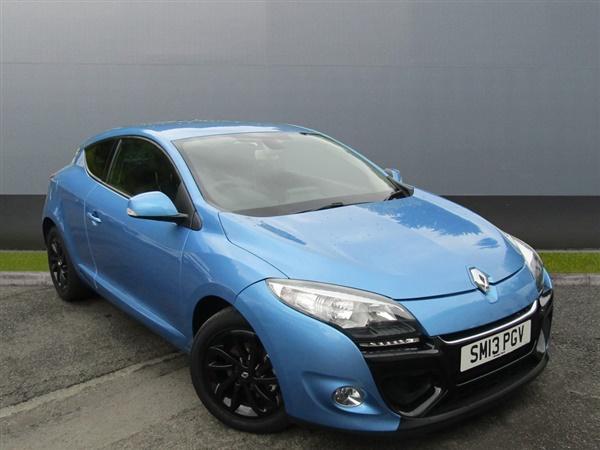 Renault Megane 1.5 dCi 110 Dynamique TomTom 3dr [Start Stop]