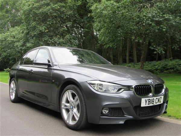 BMW 3 Series D M SPORT AUTO (S/S) 4DR PRO NAV FOLDING