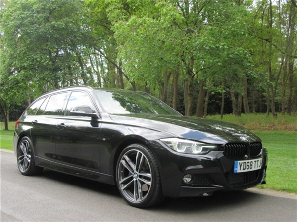 BMW 3 Series D M SPORT SHADOW EDITION TOURING 5DR