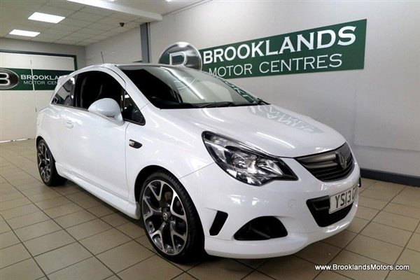 Vauxhall Corsa 1.6T VXR 3dr [5X SERVICES, 18in ALLOY WHEELS