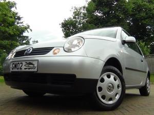 Volkswagen Lupo 1.0 - Only 39k Miles / Electric Tilt &