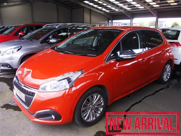 Peugeot  PURETECH ALLURE 5dr