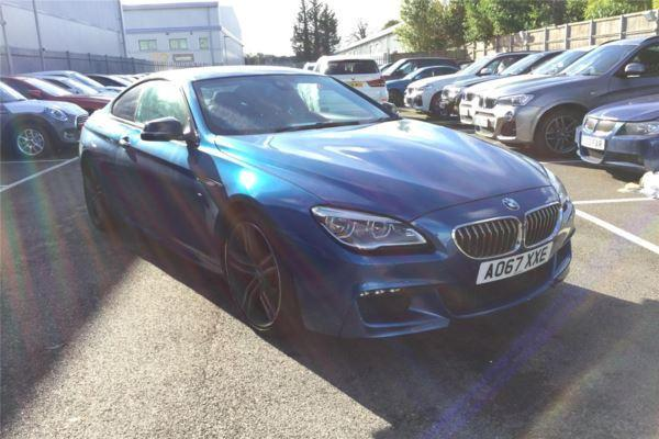 BMW 6 Series 640d M Sport Limited Edition 2dr Auto Coupe