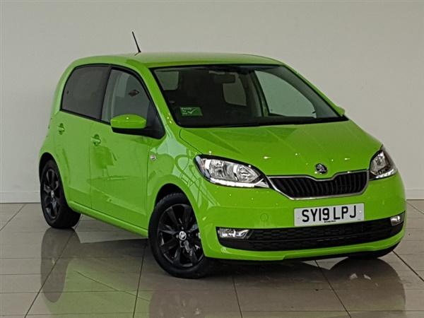Skoda Citigo 1.0 MPI GreenTech Colour Edition 5dr