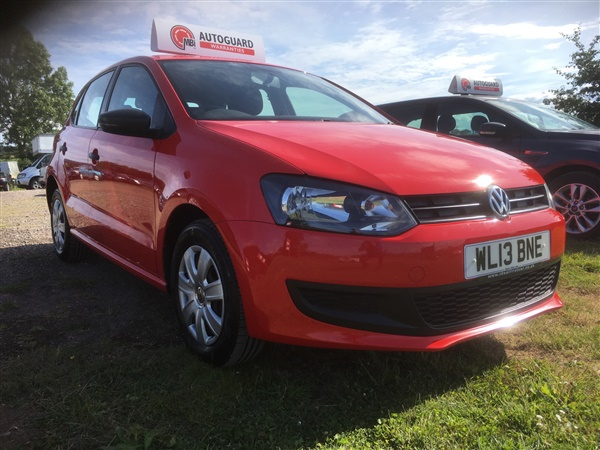 Volkswagen Polo  S 5dr [AC]