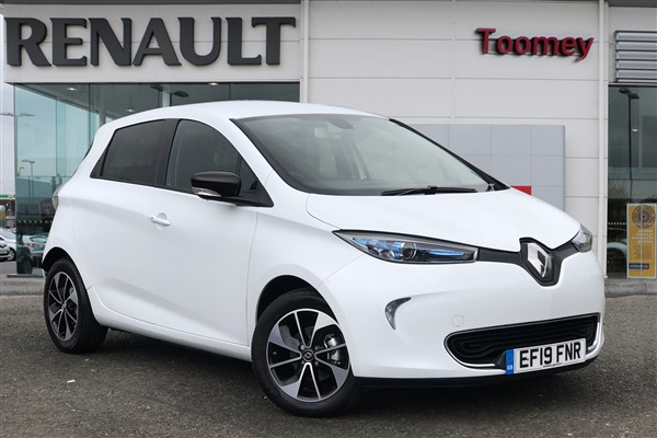 Renault ZOE 80kW i Dynamique Nav RkWh 5dr Auto