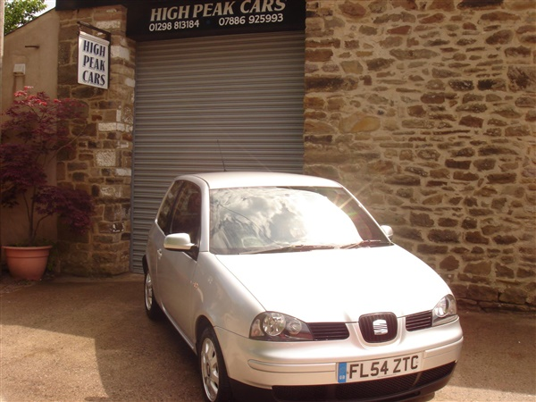 Seat Arosa 1.4 S  MILES ONE LADY OWNER.
