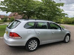 Volkswagen Golf 1.9TDI Estate Mot Sept FSH  Miles