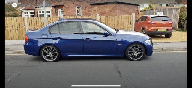 BMW 320 diesel M sport