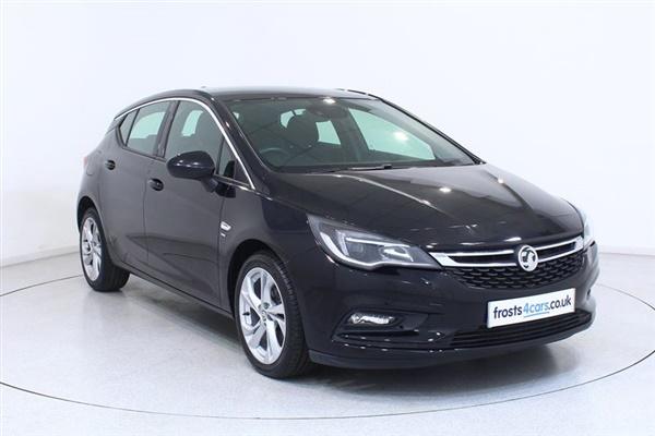 Vauxhall Astra 5dr 1.4i 150ps 16v Turbo SRi Nav *Sat Nav