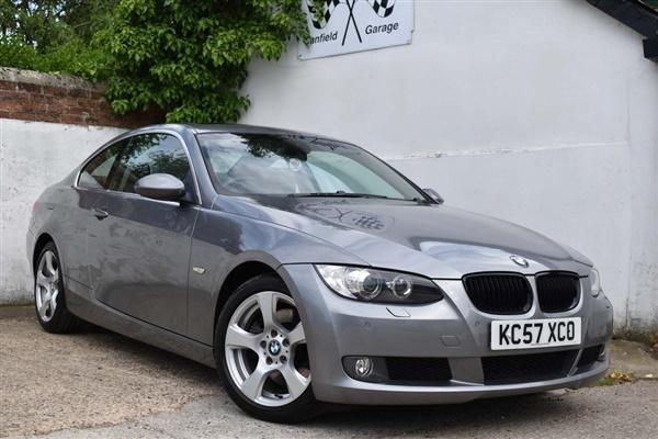 BMW 3 Series i SE 2dr Auto