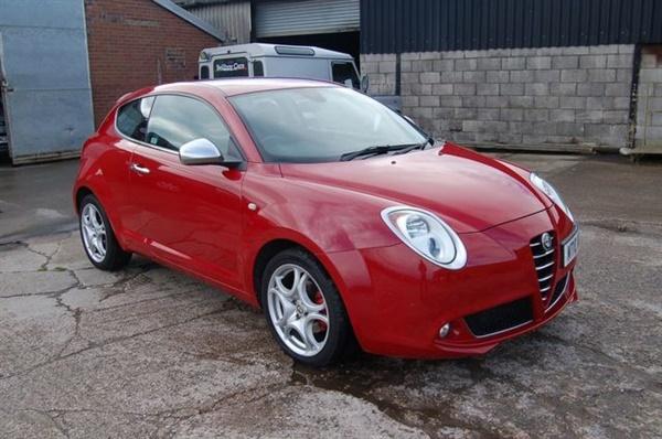 Alfa Romeo Mito 1.4 VELOCE MULTIAIR 3d 135 BHP