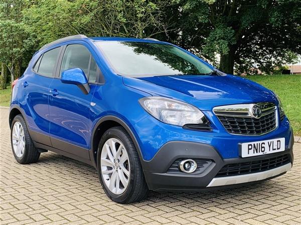Vauxhall Mokka 1.4 I 16V TURBO EXCLUSIV 5DR | 7.9% APR