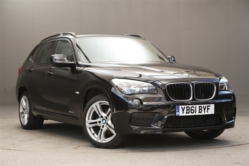 BMW X1 xDrive18d 2.0 Turbo Diesel M Sport 6 Speed Auto 4x4