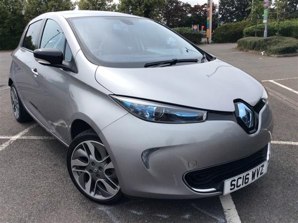 Renault ZOE 22kWh Dynamique Nav Hatchback 5dr Electric Auto