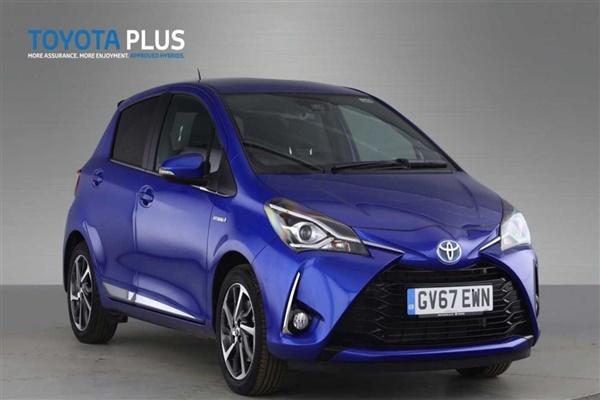 Toyota Yaris 1.5 VVT-i Excel Auto
