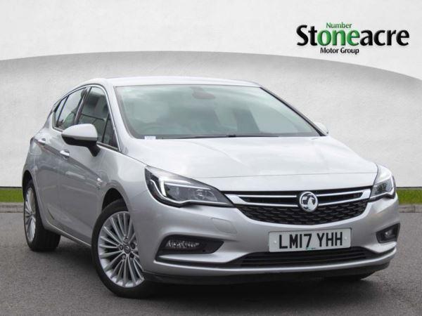 Vauxhall Astra 1.6 CDTi BlueInjection Elite Nav Hatchback