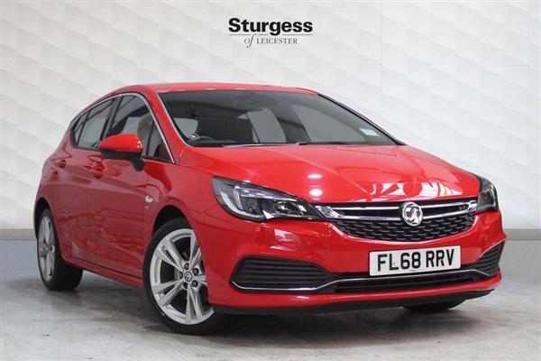 Vauxhall Astra 1.6i Turbo GPF SRi VX Line Nav (s/s) 5dr