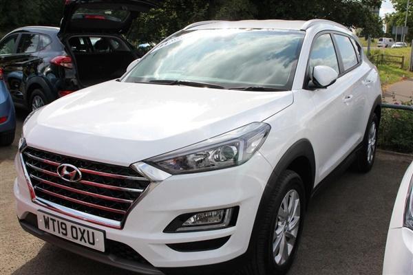Hyundai Tucson 1.6 CRDi SE Nav (s/s) 5dr
