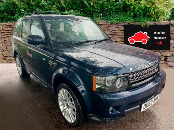 Land Rover Range Rover Sport 3.0 SDV6 HSE 5dr Auto DIESEL