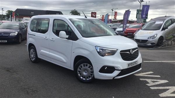 Vauxhall Combo 1.5 Turbo D Energy 5dr