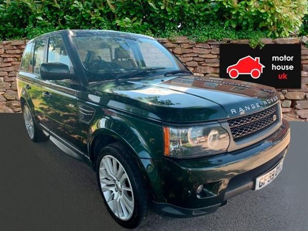Land Rover Range Rover Sport 3.0 TDV6 HSE 5dr CommandShift