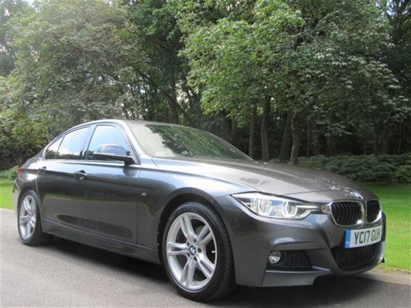 BMW 3 Series D M SPORT AUTO (S/S) 4DR PRO NAV