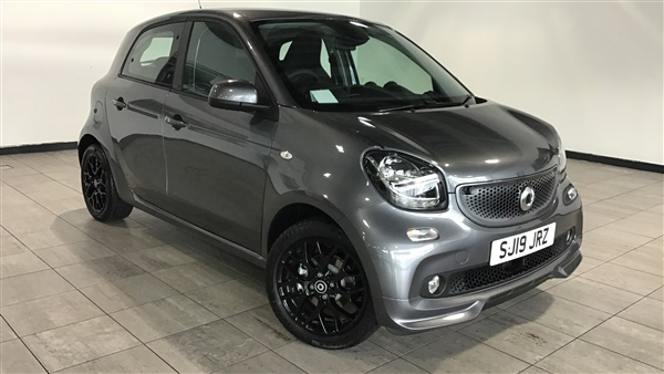 Smart Forfour 0.9 Turbo Urban Shadow Edition 5dr Auto