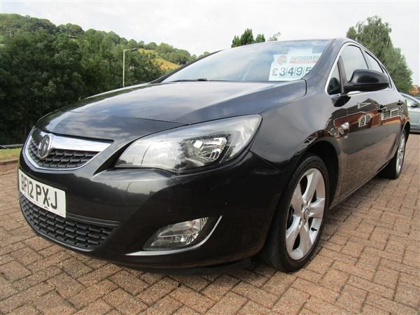 Vauxhall Astra SRi CDTi Ss 5dr