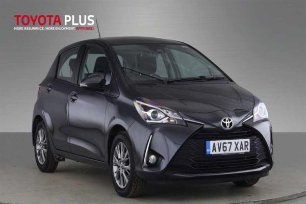 Toyota Yaris 1.5 VVT-i Icon Auto