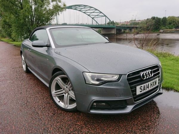Audi A5 2.0 TDI S LINE SPECIAL EDITION 2d 175 BHP